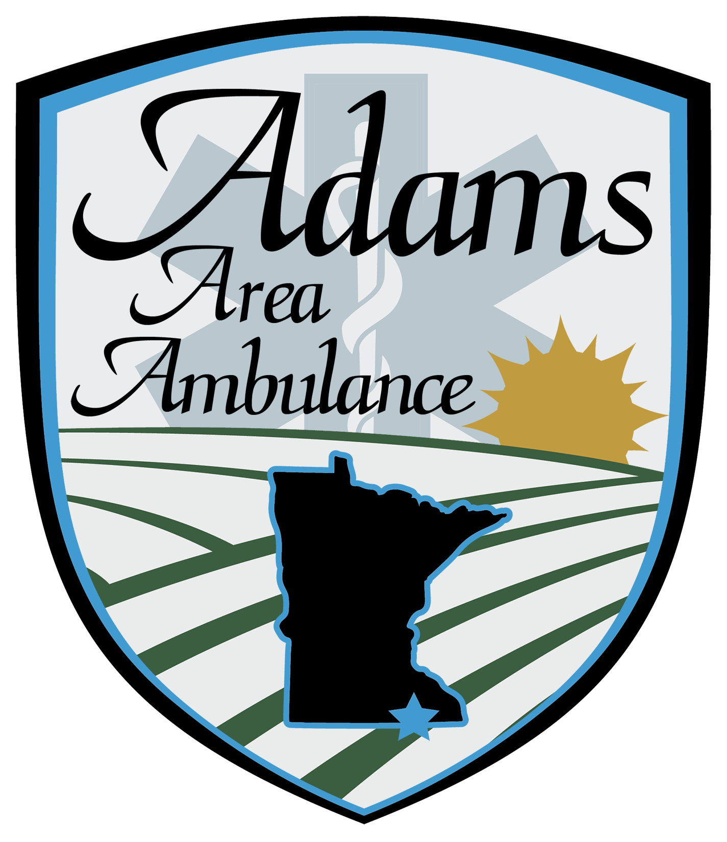 Adams Area Ambulance Logo